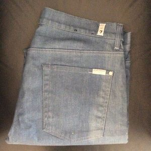 7 for all mankind men's jeans 36 Paxtyn